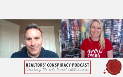 Realtors' Conspiracy Podcast Episode 96 – The Tenacity, We Stick With It Until The Job Gets Done.