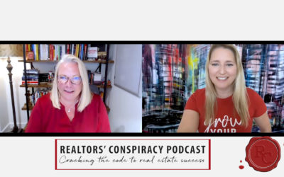 Realtors' Conspiracy Podcast Episode 102 – Ongoing Accountability Is Really Important.
