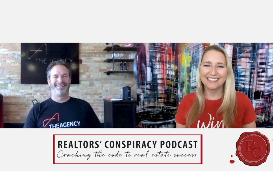 Realtors' Conspiracy Podcast Episode 104 – No Substitution For Hard Work In This Game