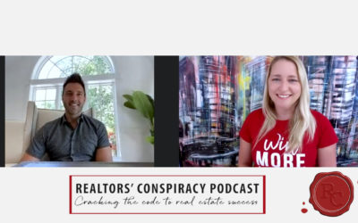 Realtors' Conspiracy Podcast Episode 111 – Drawing Inspiration And Setting The Bar High